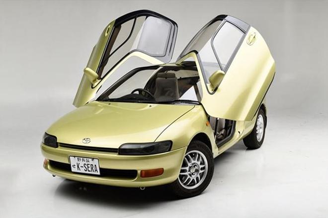 9 mẫu xe đình đám một thời của hãng xe Nhật Bản Toyota - Ảnh 3