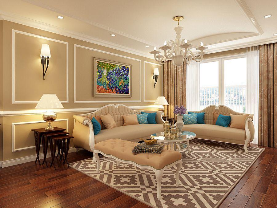 Những phong cách thiết kế nội thất chung cư được ưa chuộng hiện nay - Ảnh 1