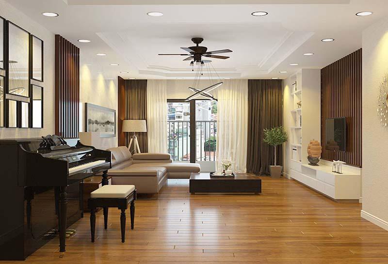 Những phong cách thiết kế nội thất chung cư được ưa chuộng hiện nay - Ảnh 2