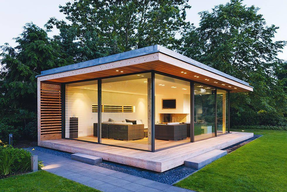 Xóa tan oi bức với 10 ý tưởng nhà trong vườn độc đáo - Ảnh 8
