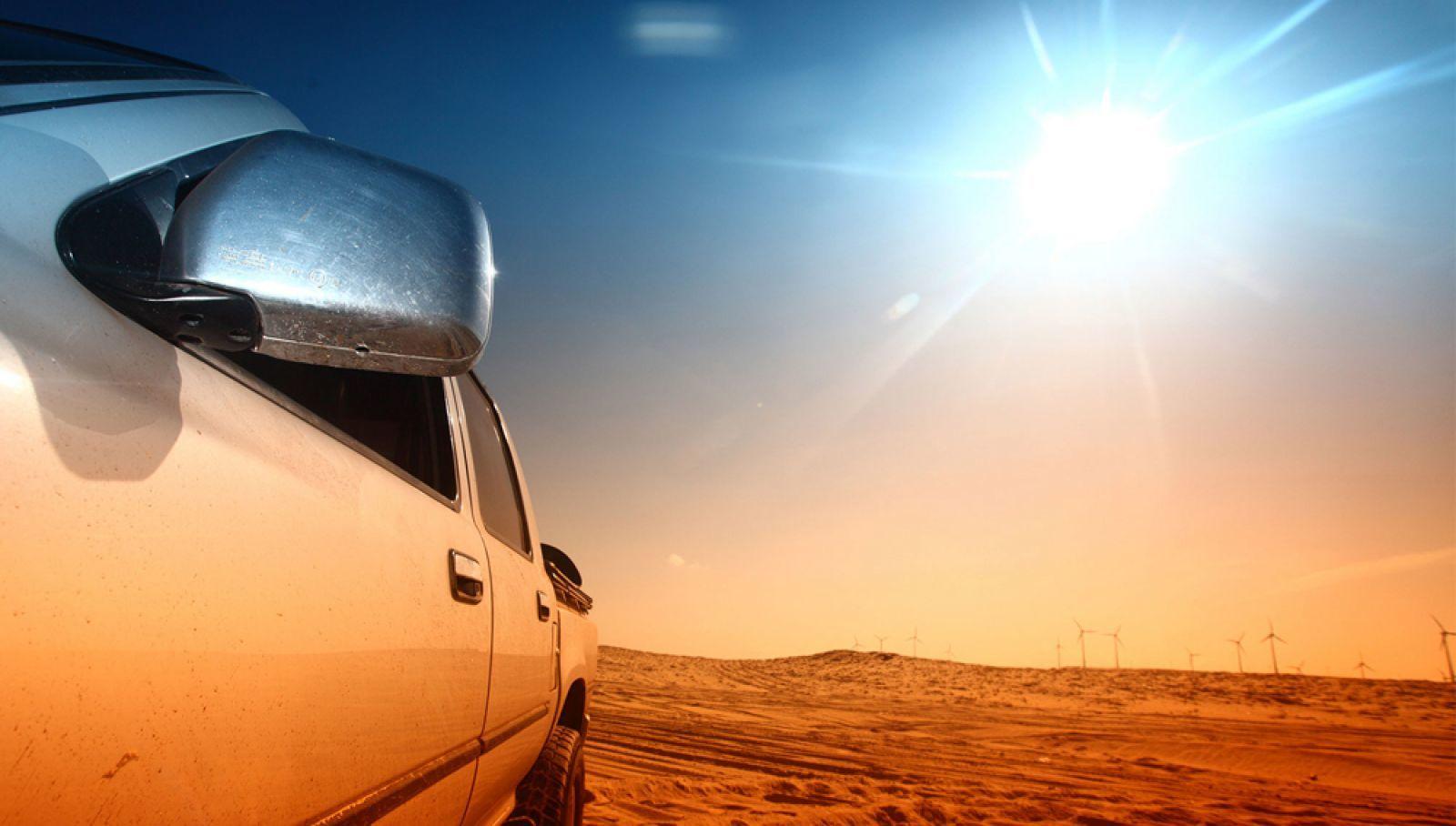 """Đỗ xe giữa trời nắng nóng, ô tô thiệt hại """"kinh khủng"""" thế nào? - Ảnh 2"""