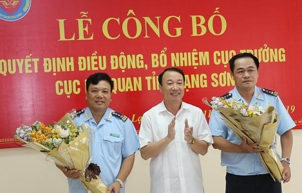 Bổ nhiệm nhân sự Bộ Tài chính, Tổng cục Hải quan - Ảnh 6