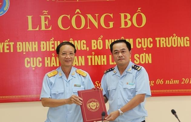 Bổ nhiệm nhân sự Bộ Tài chính, Tổng cục Hải quan - Ảnh 5