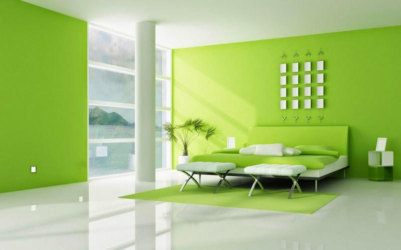 Những màu sơn nhà đẹp nhất hiện nay - Ảnh 3