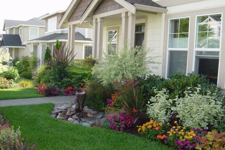 Những lợi ích khi thiết kế sân vườn - Ảnh 2