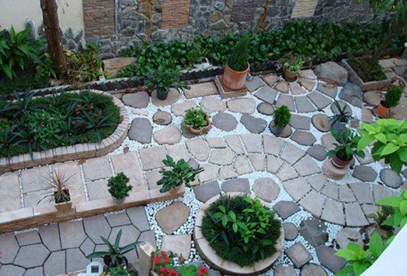 Những lợi ích khi thiết kế sân vườn - Ảnh 4