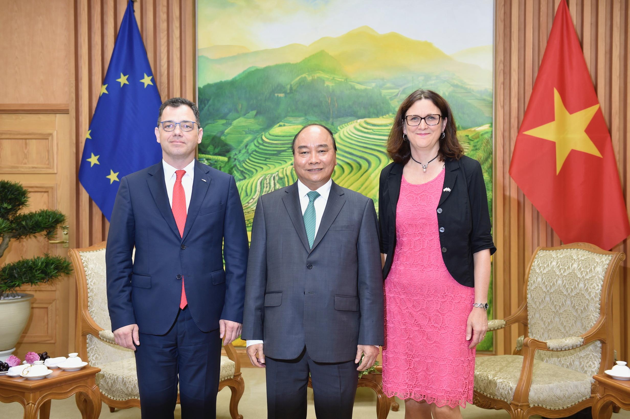 Hiệp định EVFTA và Hiệp định IPA giữa Việt Nam và Liên minh Châu Âu đã được ký kết - Ảnh 5