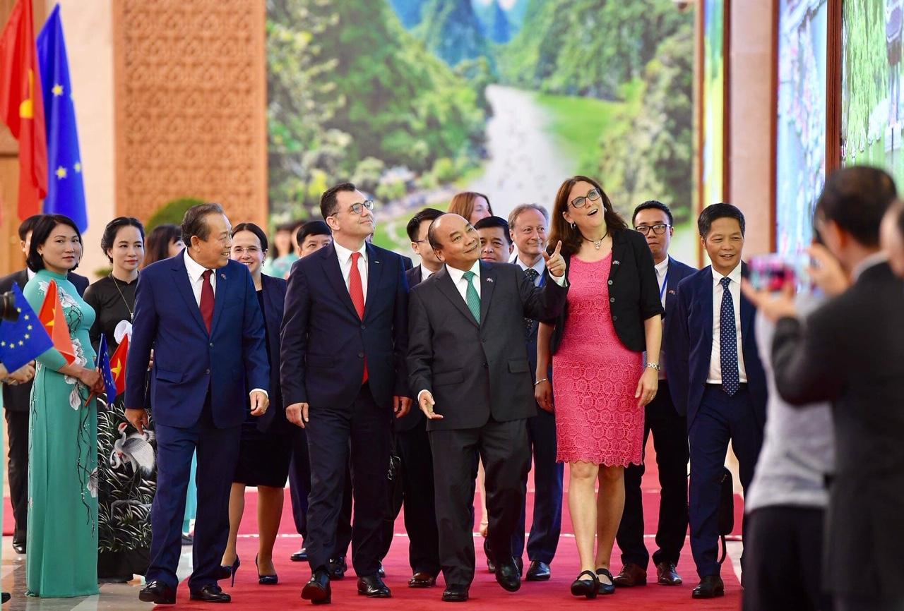 Hiệp định EVFTA và Hiệp định IPA giữa Việt Nam và Liên minh Châu Âu đã được ký kết - Ảnh 3
