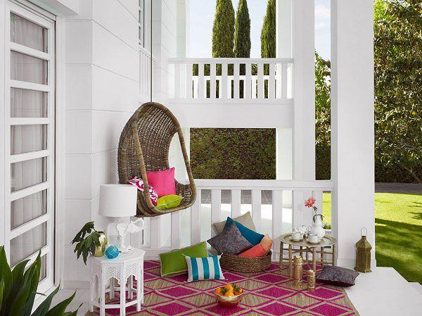 Trang trí nhà mát mắt trong mùa hè oi ả nhờ các gam màu tinh tế - Ảnh 3