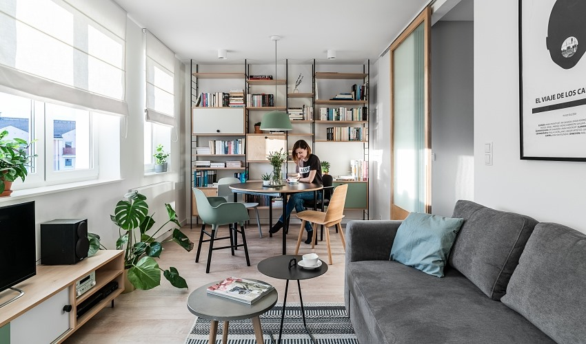Gợi ý thiết kế căn nhà thu hút ánh sáng tự nhiên, mở ra không gian xanh - Ảnh 1