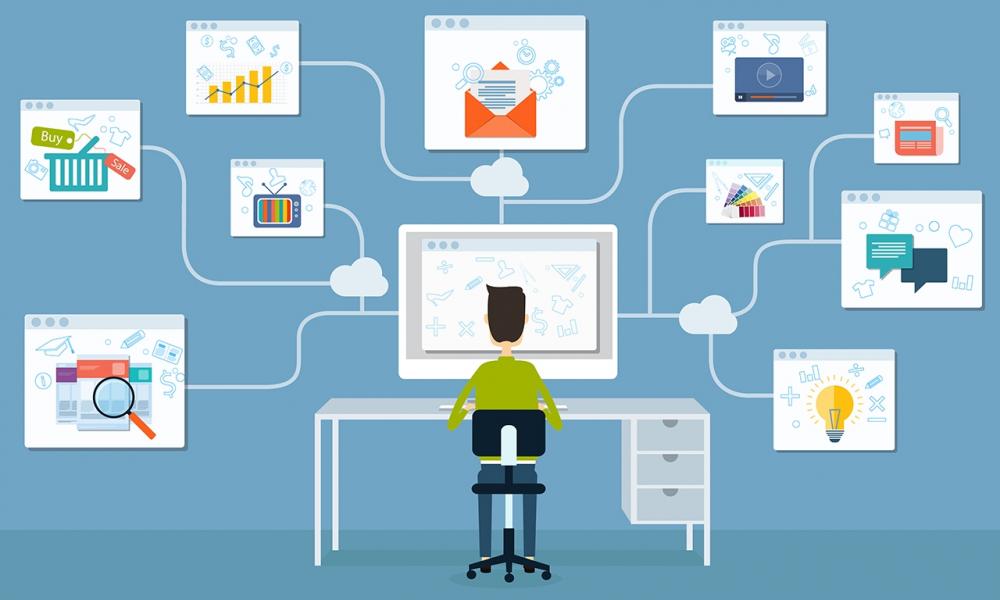 Thương mại điện tử mang lại lợi ích tăng doanh thu cho doanh nghiệp