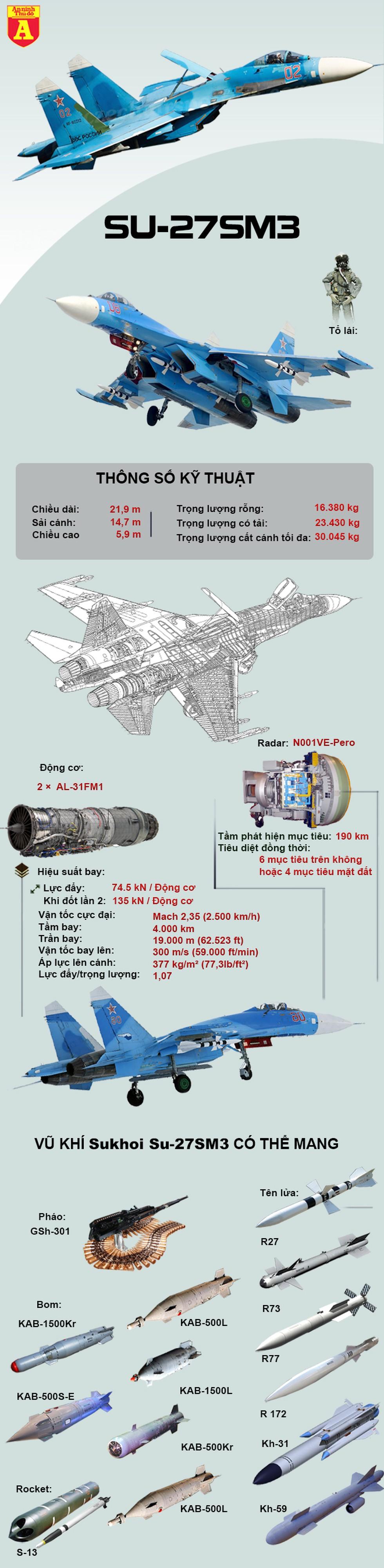 [Infographics] Chiến đấu cơ Su-27 lao xuống đất bốc cháy, hai phi công thiệt mạng - Ảnh 1