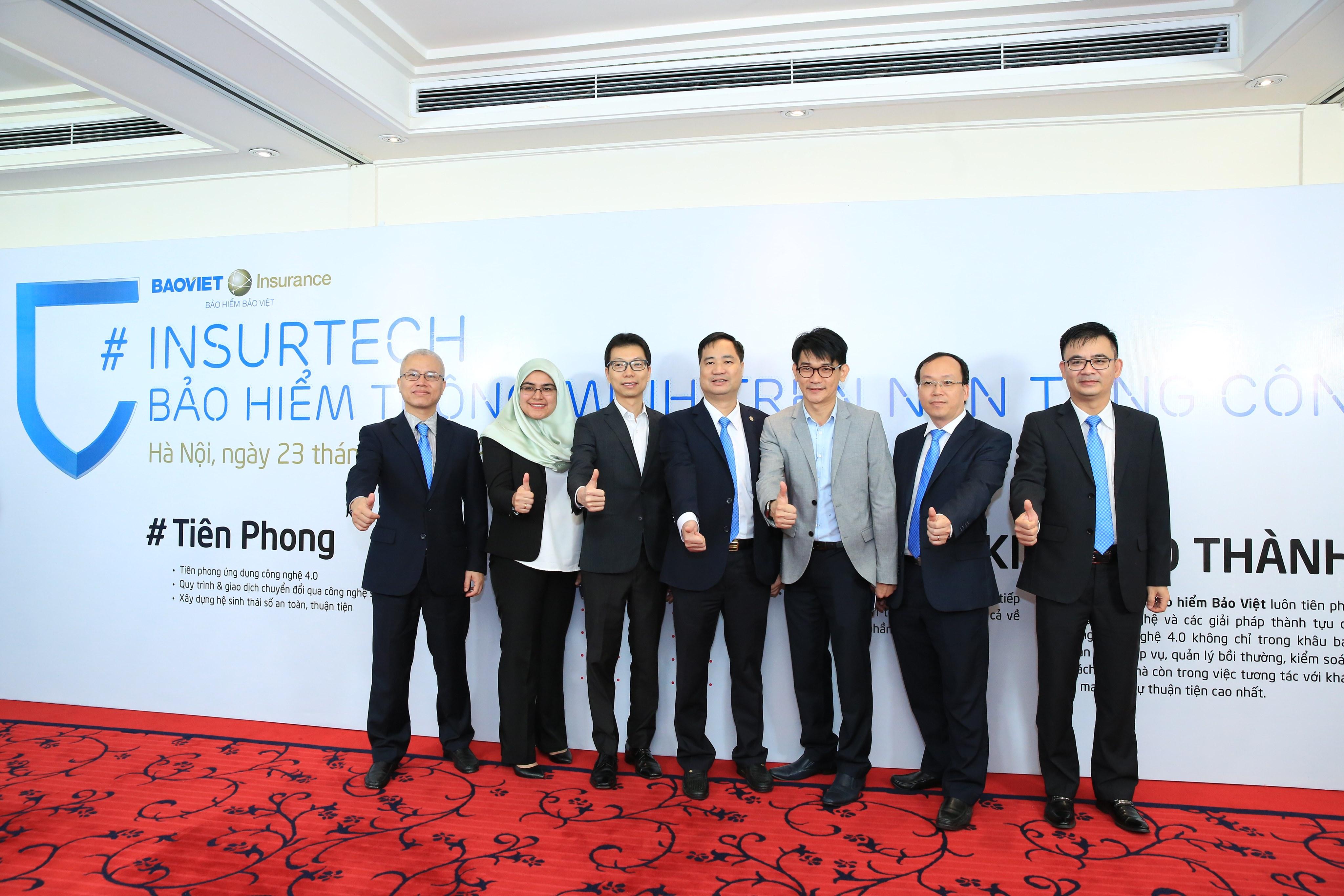 Bảo hiểm Bảo Việt ra mắt bảo hiểm thông minh trên nền tảng công nghệ số - Ảnh 1