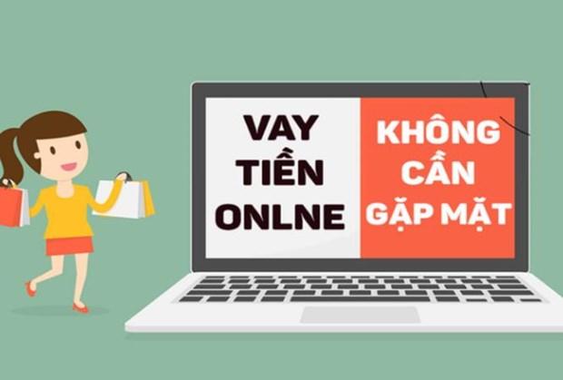 Vay tiền trực tuyến: Cẩn trọng để tránh sập bẫy 'nợ online'