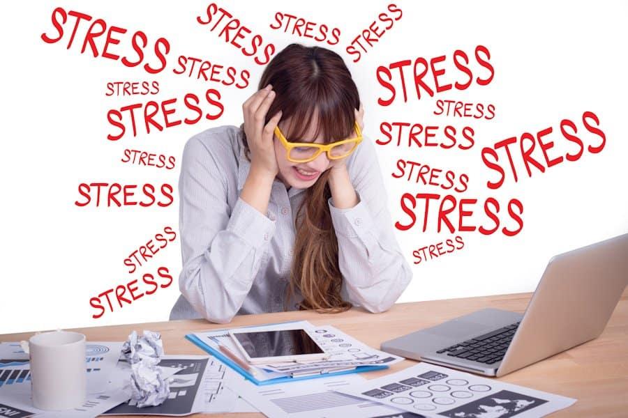 """Doanh nhân """"ứng xử"""" với stress"""