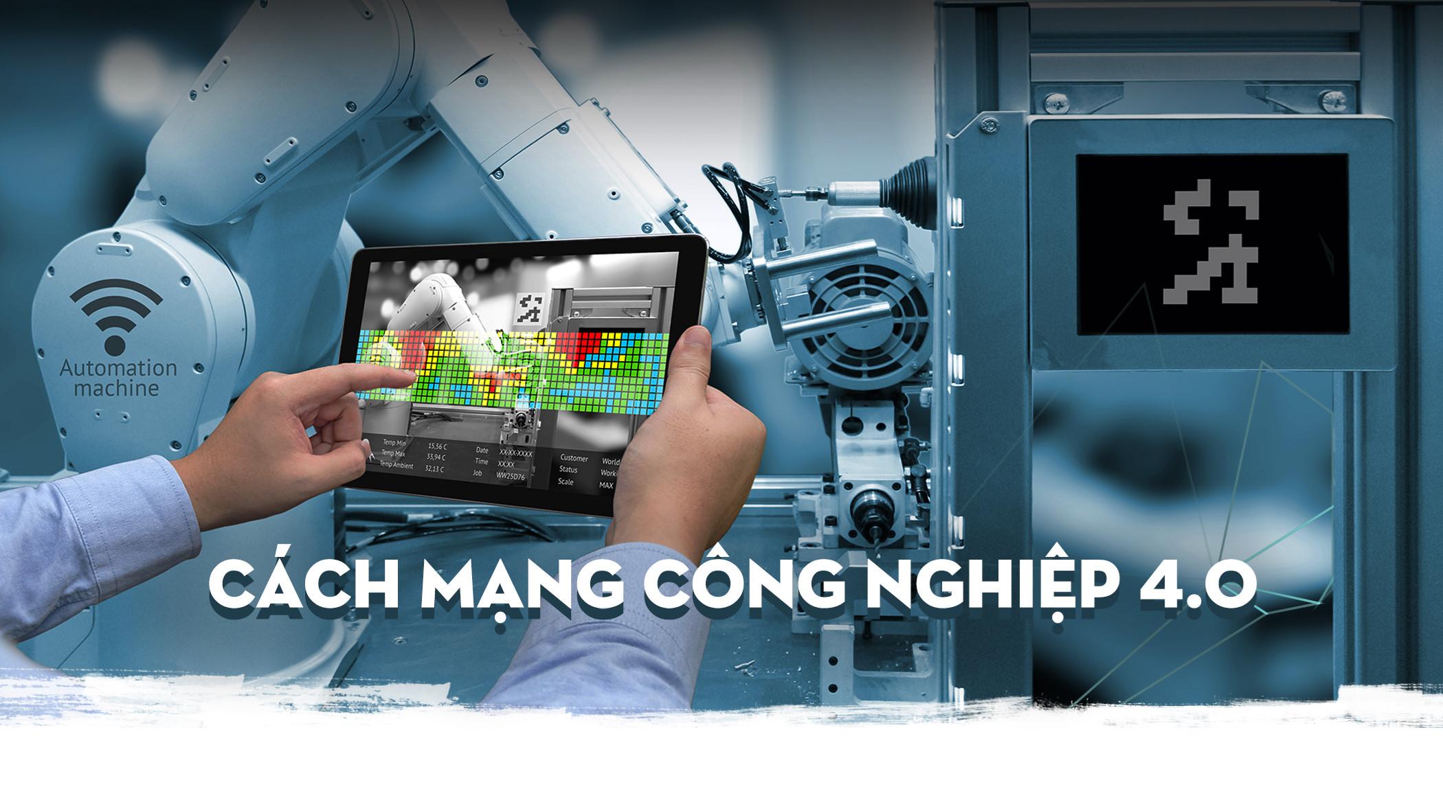 Giải pháp cho doanh nghiệp Việt Nam trong cuộc Cách mạng Công nghiệp 4.0