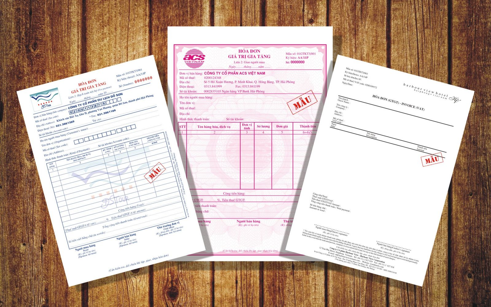 Dùng hóa đơn bất hợp pháp – Bất hợp pháp hóa đơn và mức xử phạt