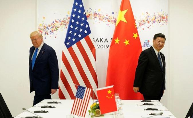 """Covid-19 có thể khơi mào """"Chiến tranh Lạnh"""" Mỹ - Trung"""