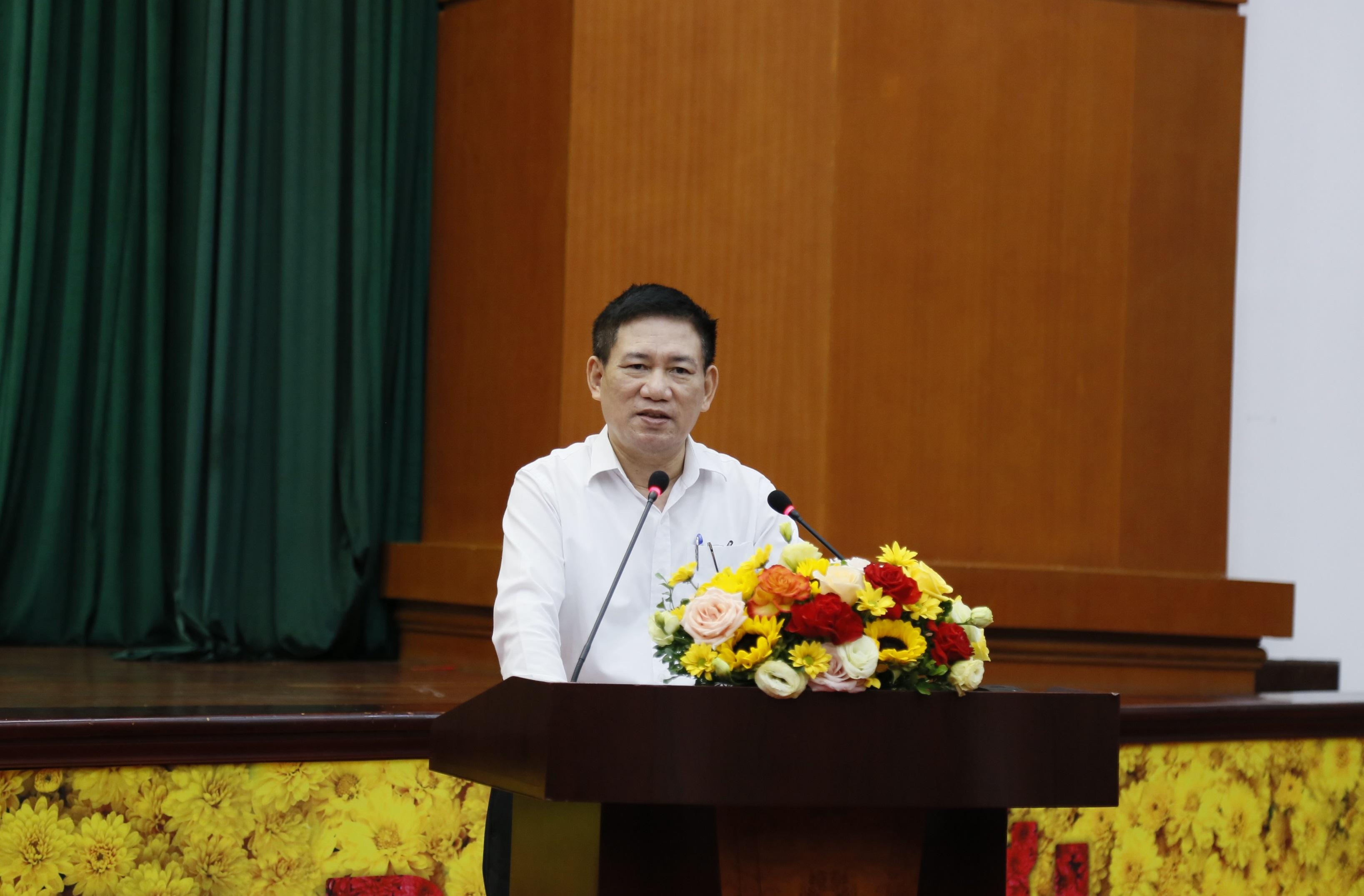 Bộ trưởng Hồ Đức Phớc mong muốn hai tân Thứ trưởng sẽ cùng với Ban Cán sự Đảng, Lãnh đạo Bộ Tài chính hoàn thành xuất sắc nhiệm vụ được Đảng, Nhà nước giao.
