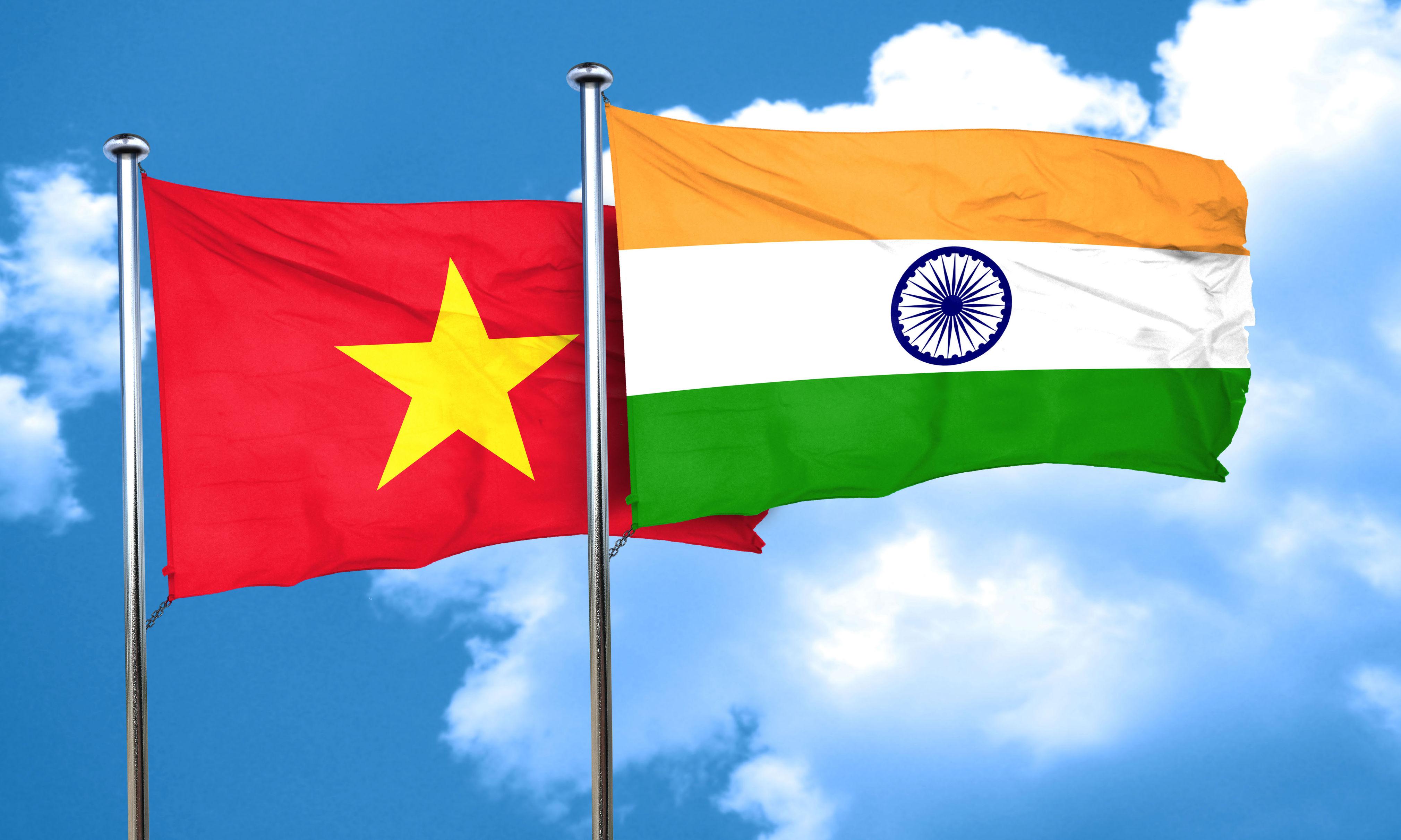 Kim ngạch thương mại Việt Nam - Ấn Độ tăng trưởng ngoạn mục