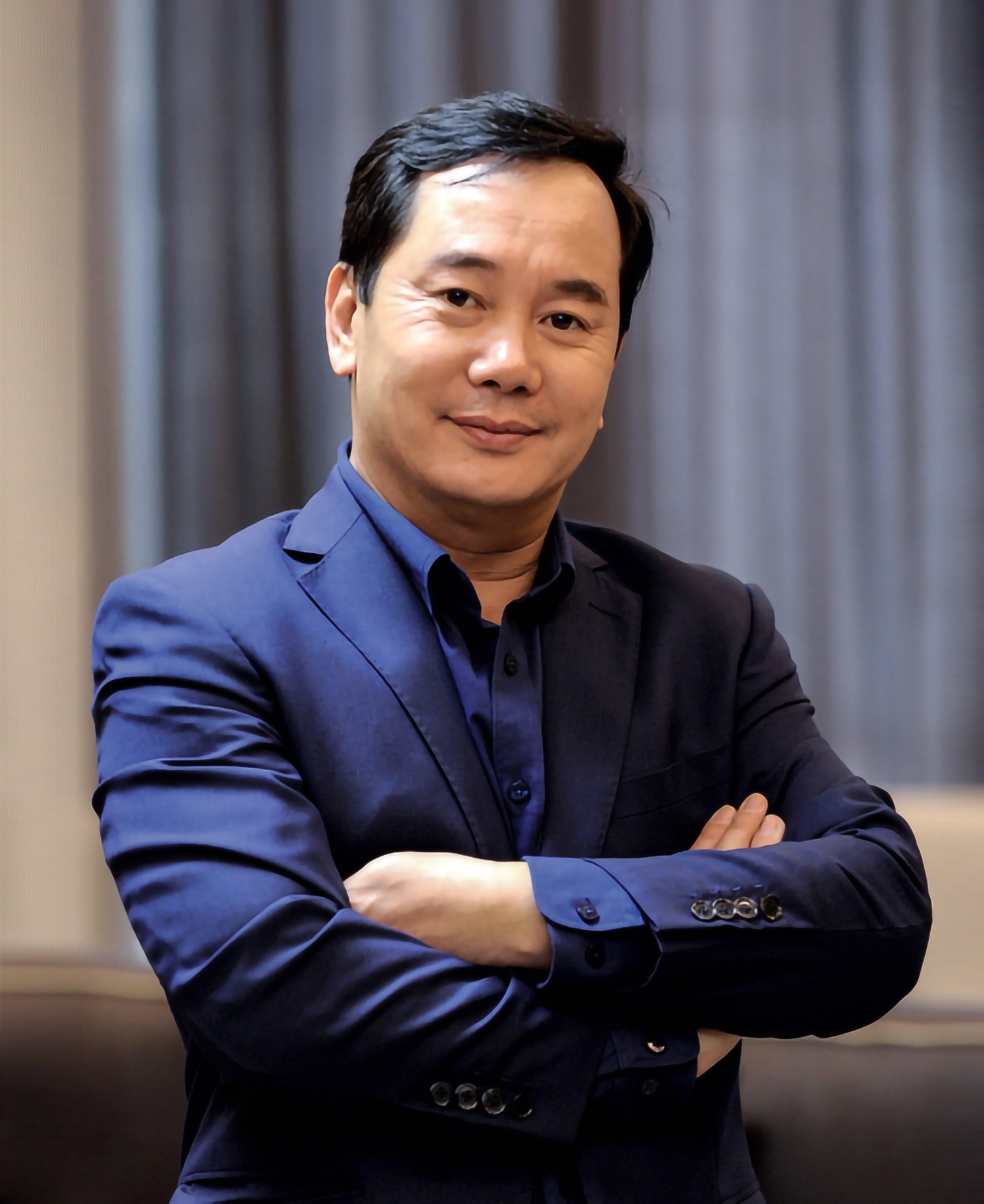 Ông Nguyễn Trung Vũ - Chủ tịch HĐQT Cen Group