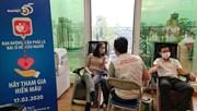Cán bộ, nhân viên Bảo Việt chung tay hiến máu tình nguyện