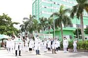 Từ 2/8, Bệnh viện Hoàn Mỹ Thủ Đức chính thức tiếp nhận bệnh nhân điều trị COVID-19