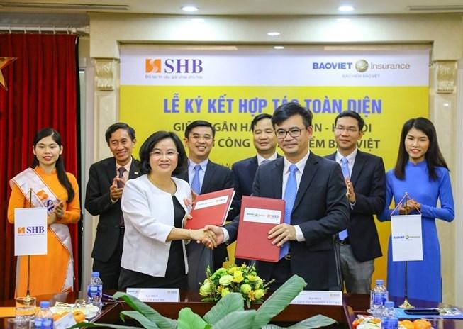Bảo hiểm Bảo Việt hợp tác với SHB.