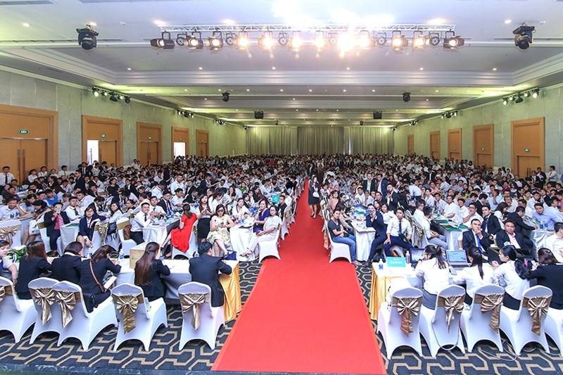 Tập đoàn Hưng Thịnh hiện đang đầu tư, phân phối gần 80 dự án trên khắp các tỉnh thành,  được sự đón nhận và tin tưởng của đông đảo khách hàng. Ảnh Phạm Tú