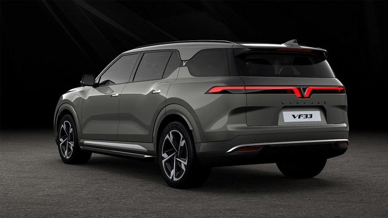Xe VF31 phiên bản tiêu chuẩn sẽ bắt đầu nhận đặt hàng tại Việt Nam từ tháng 5/2021. Ảnh Vinfast