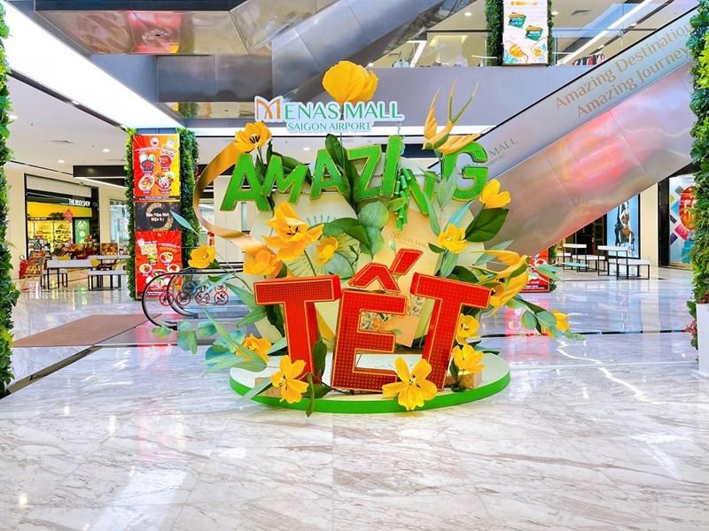TTTM Menas Mall sẽ mang đến chương trình Amazing Sale với giá trị ưu đãi lên đến 50%. Ảnh: Phú Long.