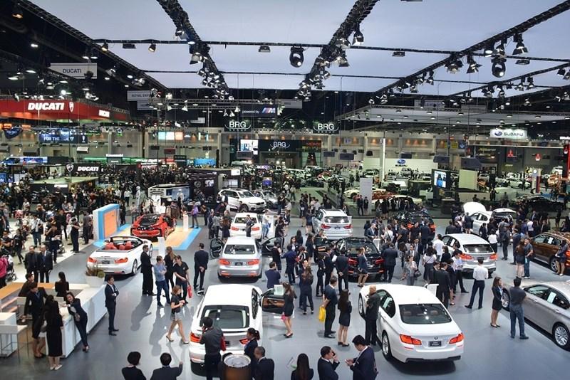 Thị trường ô tô Đông Nam Á luôn được đánh giá là thị trường đầy tiềm năng trong lĩnh vực xe điện. Ảnh VIC