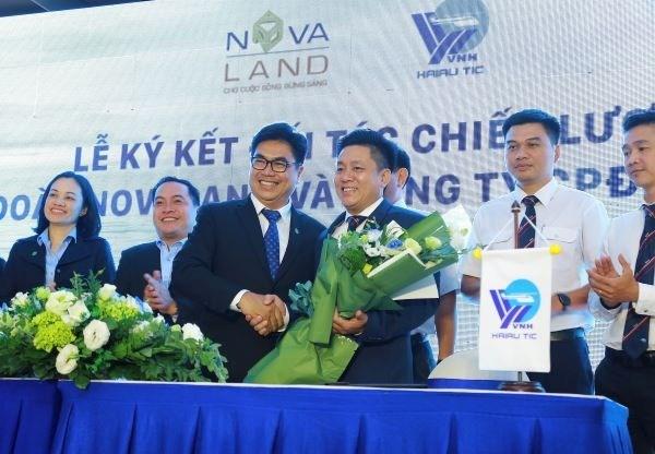 Novaland đẩy mạnh triển khai kế hoạch 2019 và ký kết thêm đối tác chiến lược - Ảnh 1