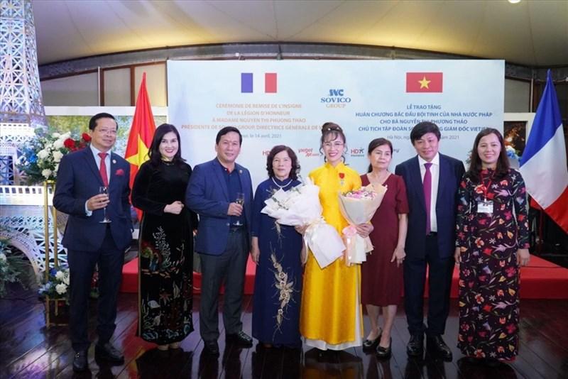 Sự kiện có sự tham dự của lãnh đạo các cơ quan ban, ngành trung ương, địa phương, lãnh đạo các cơ quan văn hóa, lãnh đạo các doanh nghiệp...Ảnh: Phú Long