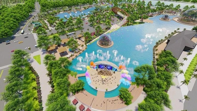 Sunshine Heritage Hà Nội - một trong những chuỗi dự án của Sunshine Homes, nơi tái hiện nhiều hoạt động văn hóa đặc trưng của dân tộc. Ảnh: Sunshine.