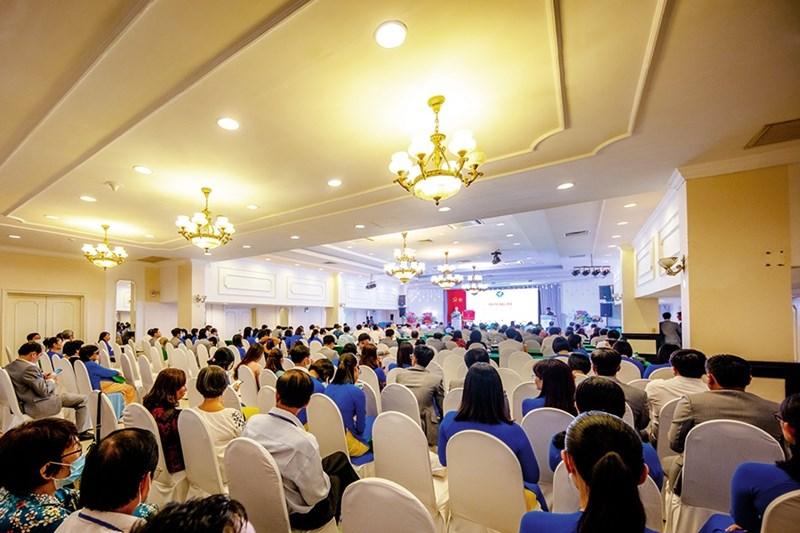 Hội nghị nhân kỷ niệm 125 năm thành lập Viện Pasteur Nha Trang, diễn ra vào sáng 22/9/2020 tại khách sạn Yasaka Sài Gòn - Nha Trang (TP.Nha Trang, tỉnh Khánh Hòa). Ảnh HT