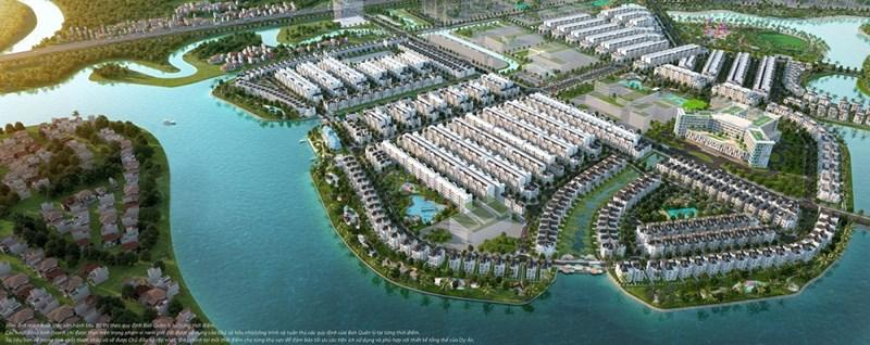 The Manhattan Glory là quần thể sinh thái ven sông đáng sống bậc nhất Sài Gòn. Ảnh VIC