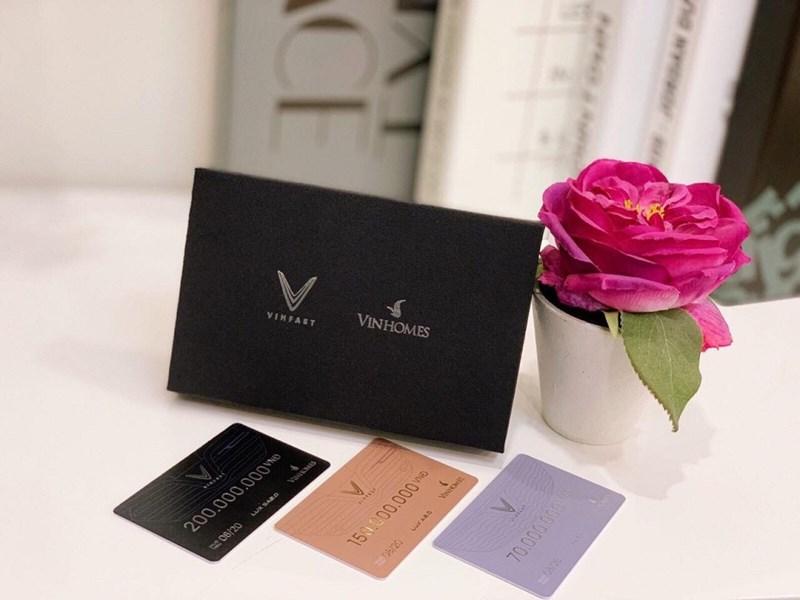 Săn voucher Vinhomes mua xe VinFast lợi cả trăm triệu đồn. Ảnh VIC