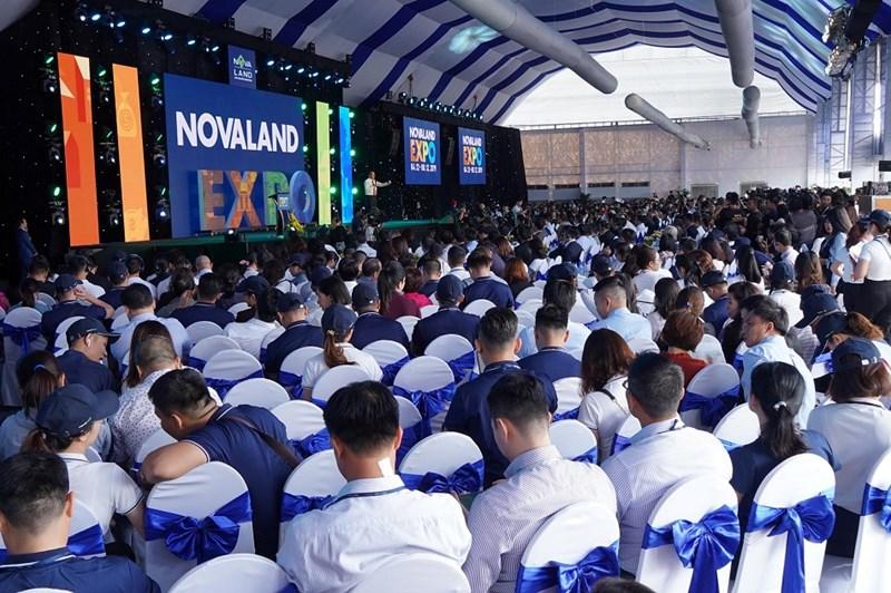 Chương trình dự kiến thu hút trên 20.000 lượt khách tham quan. Ảnh NVL