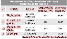 Nâng cao năng lực cạnh tranh của du lịch tỉnh Bình Thuận     - Ảnh 1