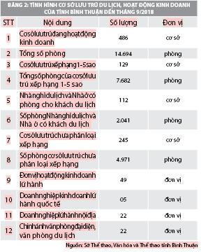 Nâng cao năng lực cạnh tranh của du lịch tỉnh Bình Thuận     - Ảnh 2