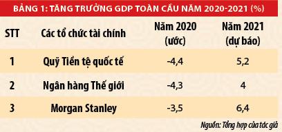 Các kịch bản kinh tế thế giới năm 2021 - Ảnh 4