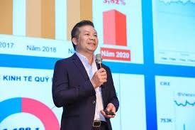Ông Phạm Thanh Hưng Phó Chủ tịch HĐQT Cen Land