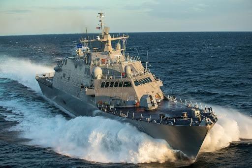 Mỹ phát triển tàu tác chiến ven biển để thực hiện các nhiệm vụ tại các vùng nước nông ven bờ nhằm ngăn đối phương tiếp cận theo đường biển.
