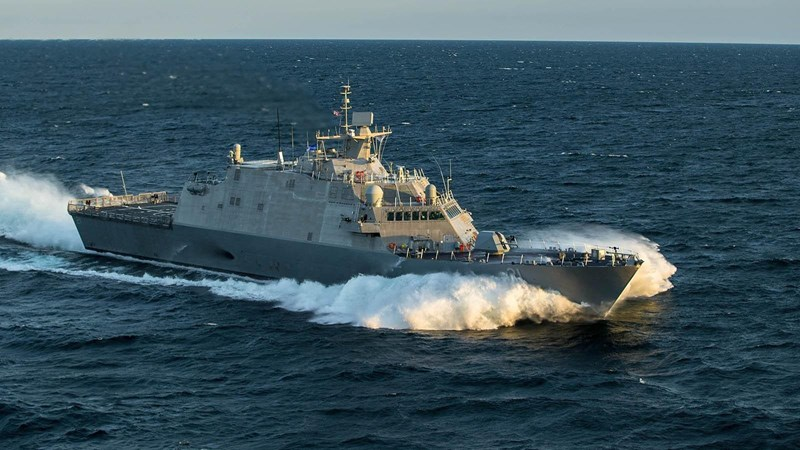 Điểm độc đáo của các tàu chiến ven bờ đã triển khai là không gian trống trên tàu hiện vẫn chiếm tới 40% diện tích, khi cần thiết sẽ nhanh chóng được bổ sung các module vũ khí phù hợp cho nhiệm vụ tác chiến chống ngầm, chống hạm hoặc phòng không.