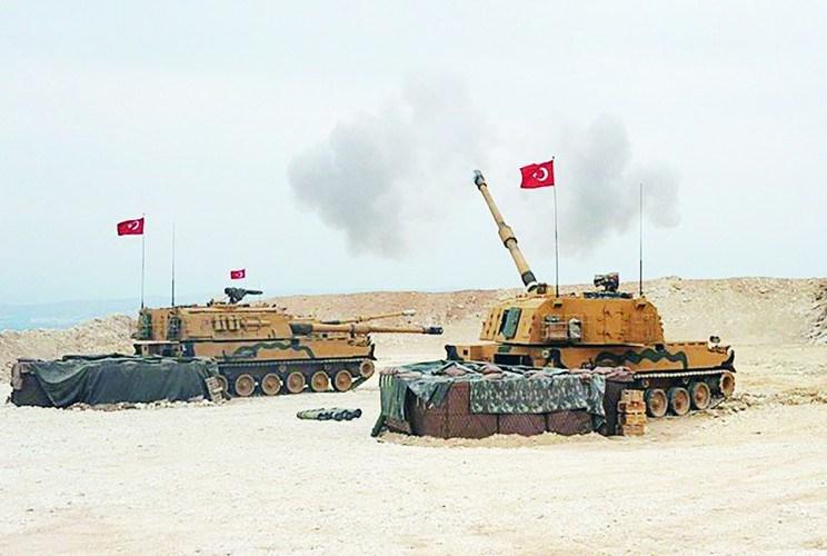 Số lượng xe tăng lớn như trên cộng với việc được không quân yểm trợ hỏa lực, theo đánh giá sẽ khiến cho quân đội Thổ Nhĩ Kỳ nắm giữ ưu thế áp đảo trước SAA.