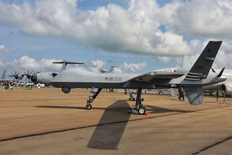 Máy bay không người lái MQ-9 Reaper của Không quân Mỹ