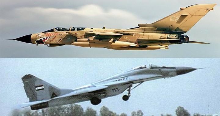 Trận chiến thứ ba cũng diễn ra vào ngày 17/1/1991, một chiếc MiG-29A của Iraq đã đụng độ máy bay cường kích F-111 và máy bay ném bom hạng nặng B-52G. Khi đó MiG-29 là tiêm kích mới nhất của Liên Xô được xuất khẩu.