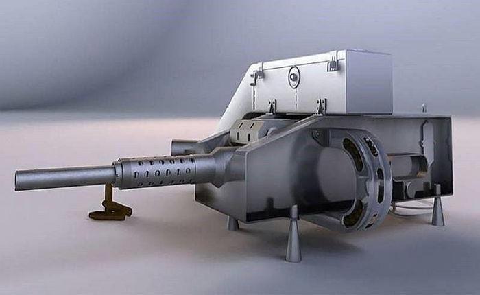 Theo lệnh từ Trái Đất, một vài phát súng đã được bắn. Các thử nghiệm đã thành công, đạn pháo bắn vào bầu khí quyển và bị đốt cháy ngay