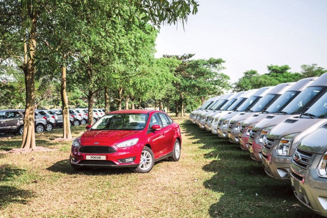 Thị trường ô tô: Đảo chiều xe nội - xe ngoại - Ảnh 2